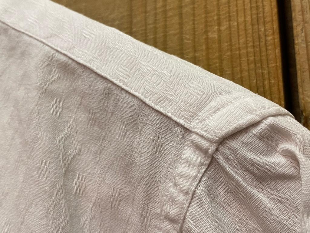 5月12日(水)大阪店Vintage&Bottoms入荷日!! #2 VintageTrad編!! CortexFabric,LeatherShoes,1850\'sHanger,WhiteShirt!_c0078587_12590951.jpg