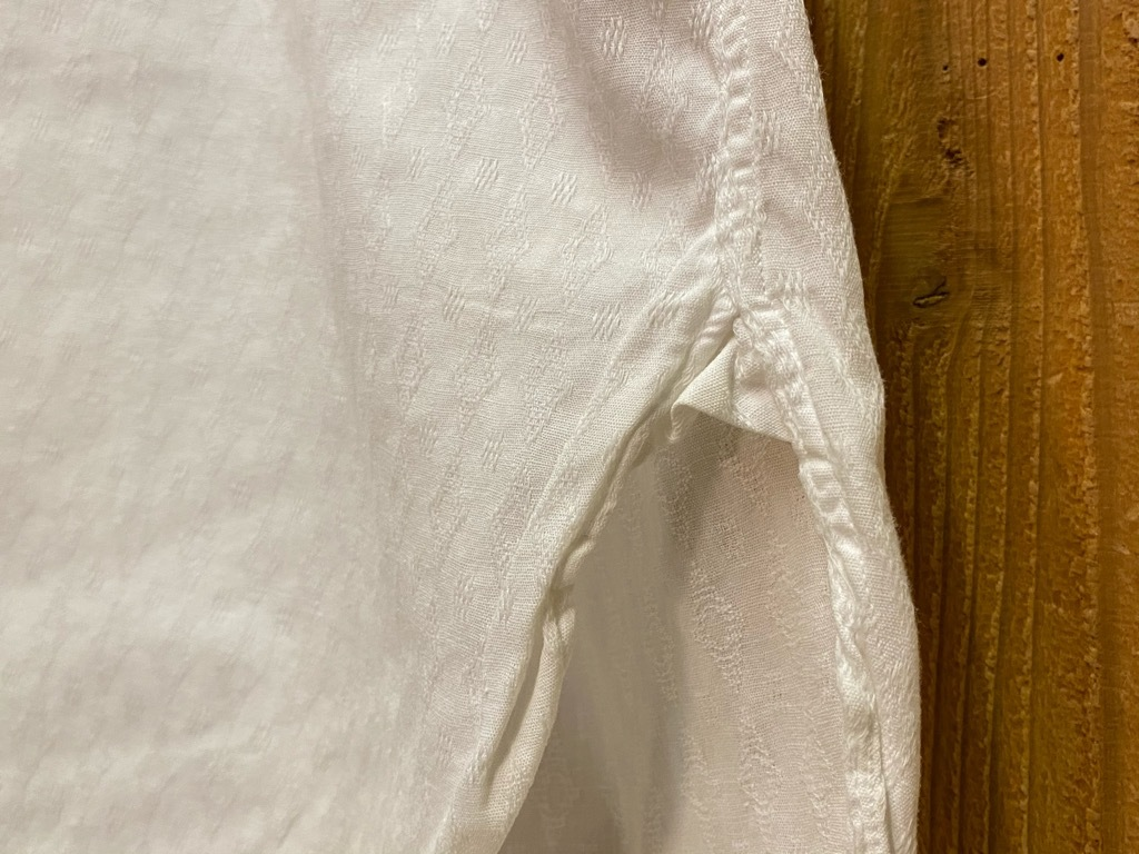 5月12日(水)大阪店Vintage&Bottoms入荷日!! #2 VintageTrad編!! CortexFabric,LeatherShoes,1850\'sHanger,WhiteShirt!_c0078587_12591736.jpg