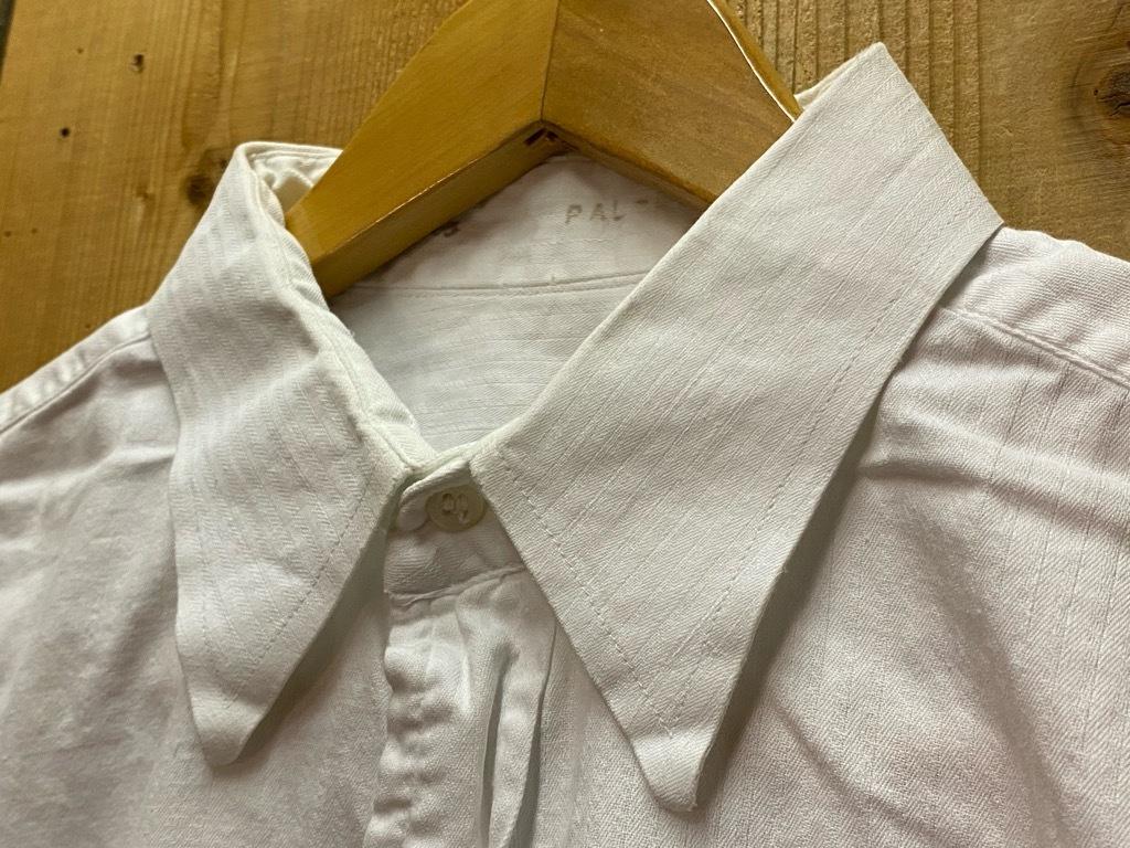 5月12日(水)大阪店Vintage&Bottoms入荷日!! #2 VintageTrad編!! CortexFabric,LeatherShoes,1850\'sHanger,WhiteShirt!_c0078587_13001734.jpg