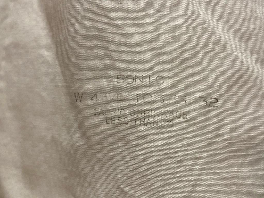 5月12日(水)大阪店Vintage&Bottoms入荷日!! #2 VintageTrad編!! CortexFabric,LeatherShoes,1850\'sHanger,WhiteShirt!_c0078587_13063734.jpg