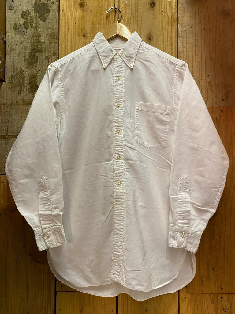 5月12日(水)大阪店Vintage&Bottoms入荷日!! #2 VintageTrad編!! CortexFabric,LeatherShoes,1850\'sHanger,WhiteShirt!_c0078587_13070666.jpg