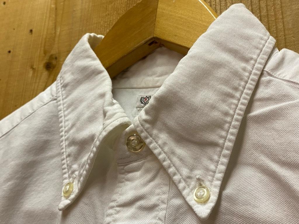 5月12日(水)大阪店Vintage&Bottoms入荷日!! #2 VintageTrad編!! CortexFabric,LeatherShoes,1850\'sHanger,WhiteShirt!_c0078587_13071157.jpg