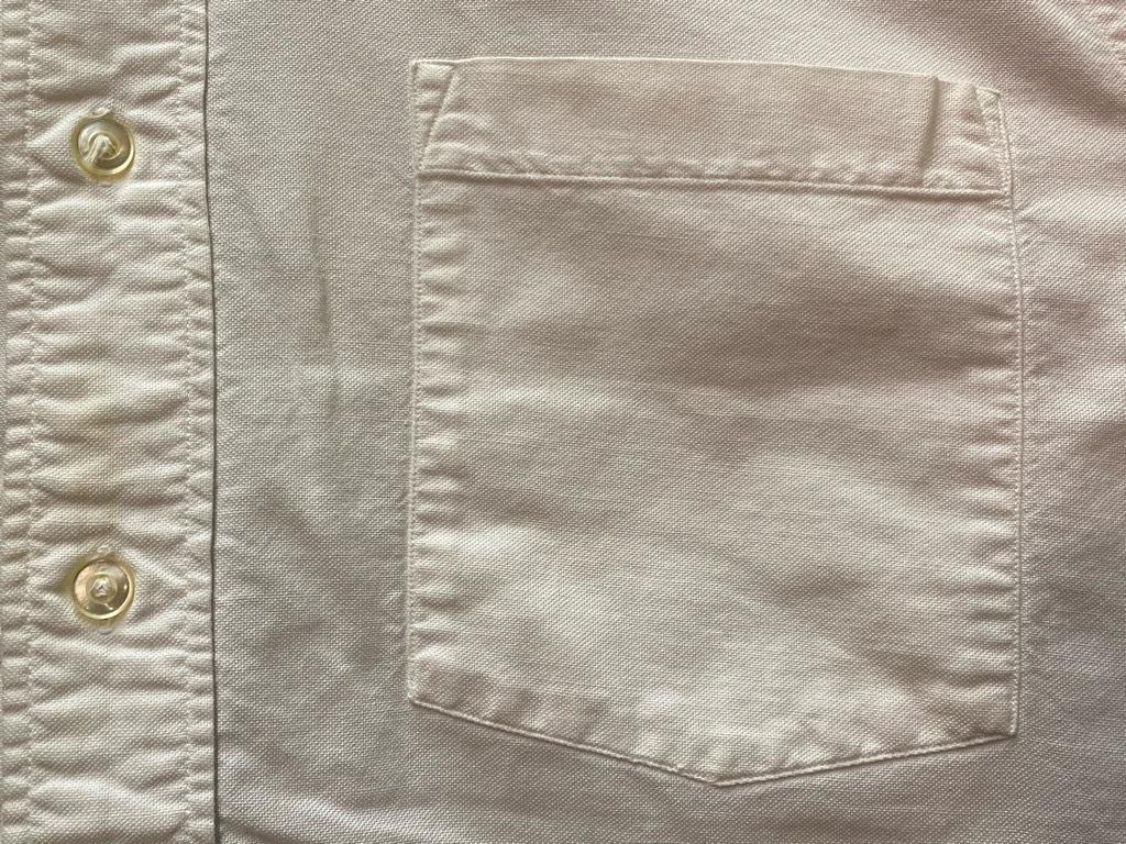 5月12日(水)大阪店Vintage&Bottoms入荷日!! #2 VintageTrad編!! CortexFabric,LeatherShoes,1850\'sHanger,WhiteShirt!_c0078587_13071405.jpg