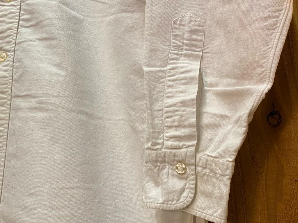 5月12日(水)大阪店Vintage&Bottoms入荷日!! #2 VintageTrad編!! CortexFabric,LeatherShoes,1850\'sHanger,WhiteShirt!_c0078587_13071886.jpg