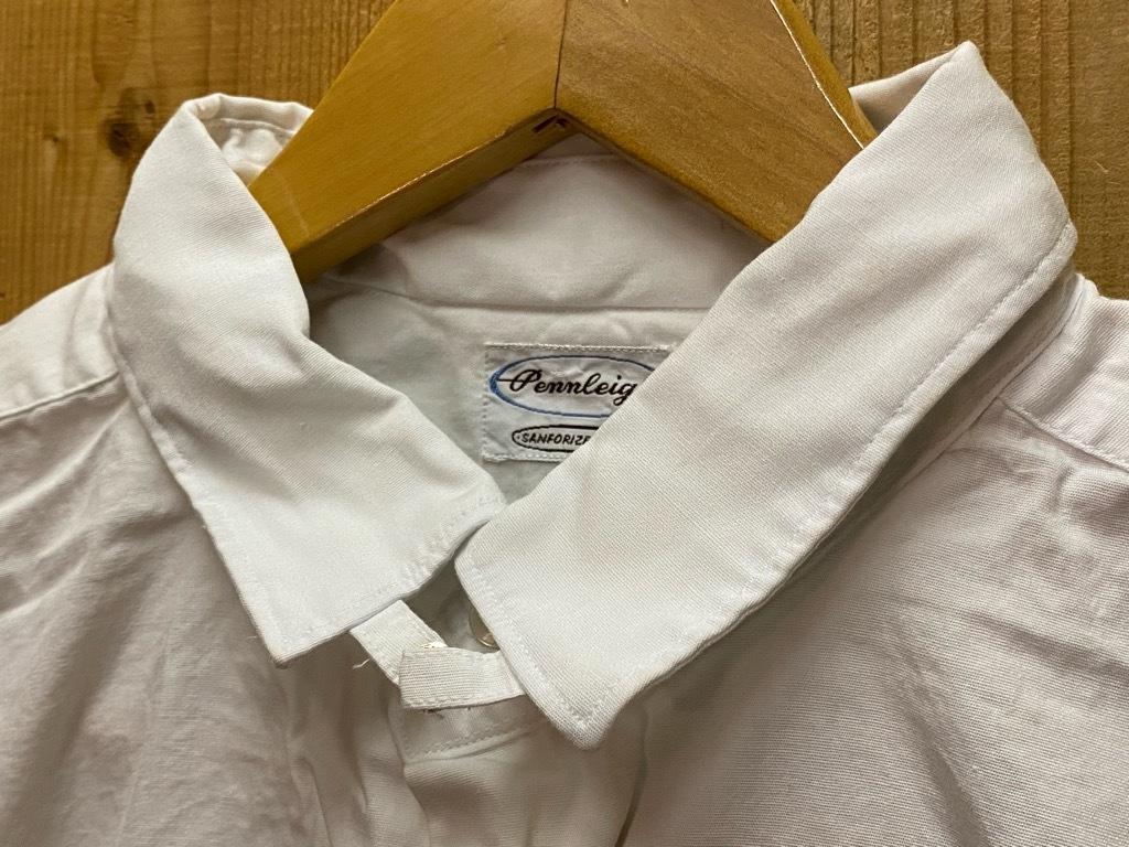 5月12日(水)大阪店Vintage&Bottoms入荷日!! #2 VintageTrad編!! CortexFabric,LeatherShoes,1850\'sHanger,WhiteShirt!_c0078587_13081670.jpg