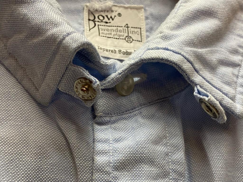 5月12日(水)大阪店Vintage&Bottoms入荷日!! #2 VintageTrad編!! CortexFabric,LeatherShoes,1850\'sHanger,WhiteShirt!_c0078587_13105084.jpg