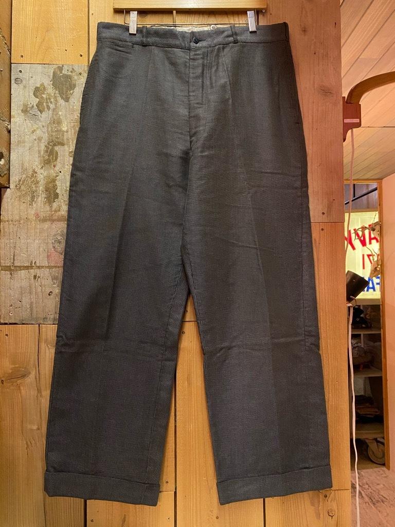 5月12日(水)大阪店Vintage&Bottoms入荷日!! #2 VintageTrad編!! CortexFabric,LeatherShoes,1850\'sHanger,WhiteShirt!_c0078587_13114493.jpg