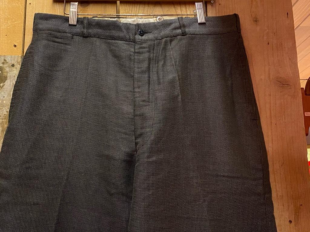 5月12日(水)大阪店Vintage&Bottoms入荷日!! #2 VintageTrad編!! CortexFabric,LeatherShoes,1850\'sHanger,WhiteShirt!_c0078587_13114688.jpg