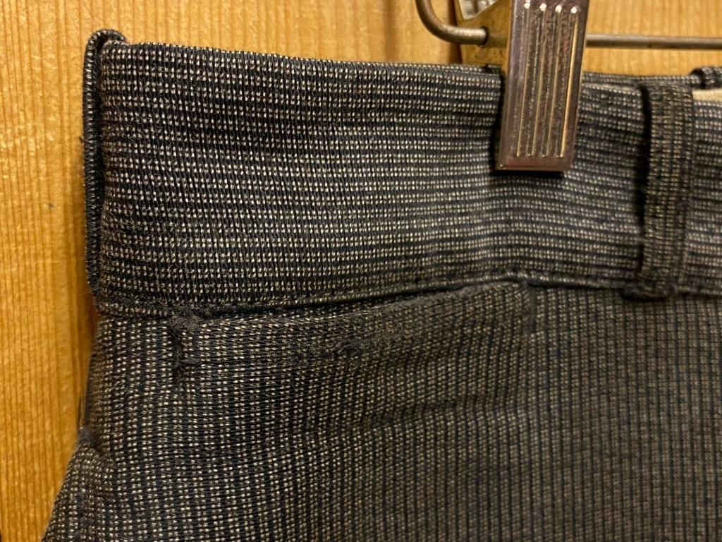 5月12日(水)大阪店Vintage&Bottoms入荷日!! #2 VintageTrad編!! CortexFabric,LeatherShoes,1850\'sHanger,WhiteShirt!_c0078587_13114960.jpg