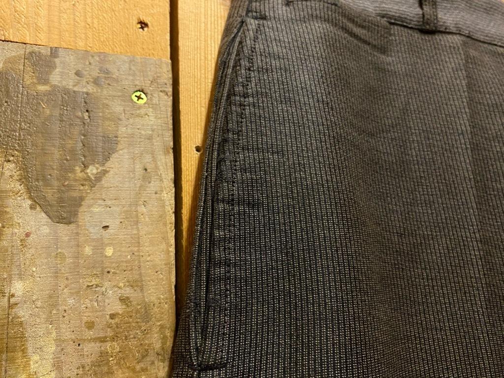 5月12日(水)大阪店Vintage&Bottoms入荷日!! #2 VintageTrad編!! CortexFabric,LeatherShoes,1850\'sHanger,WhiteShirt!_c0078587_13115175.jpg