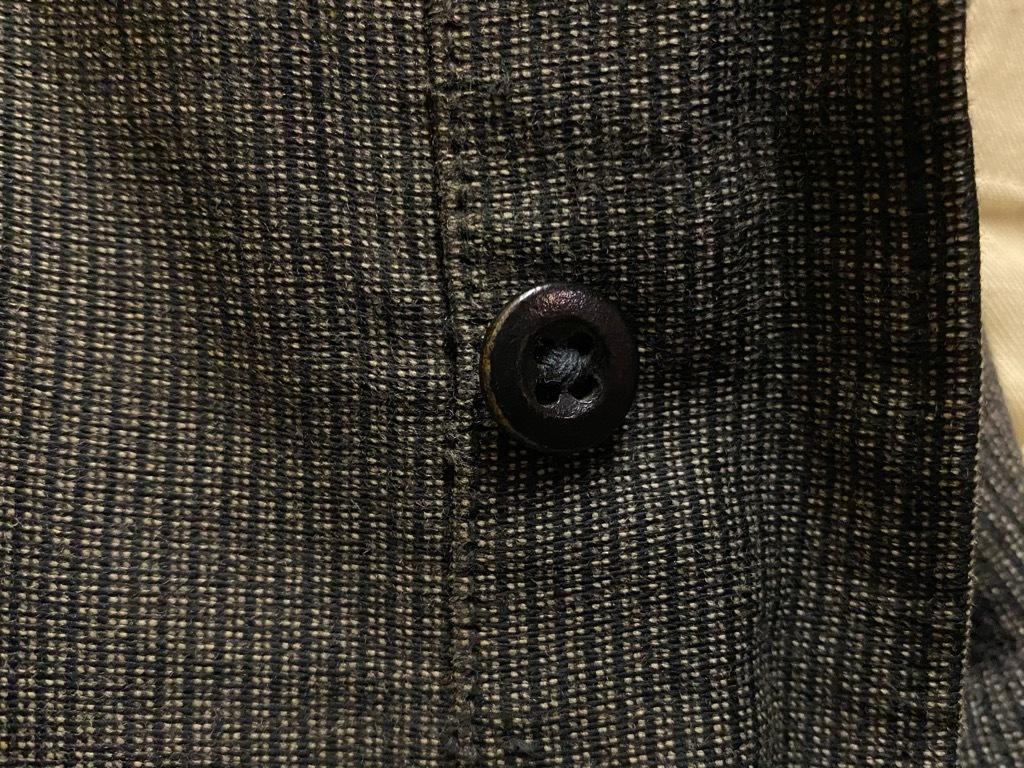 5月12日(水)大阪店Vintage&Bottoms入荷日!! #2 VintageTrad編!! CortexFabric,LeatherShoes,1850\'sHanger,WhiteShirt!_c0078587_13115468.jpg
