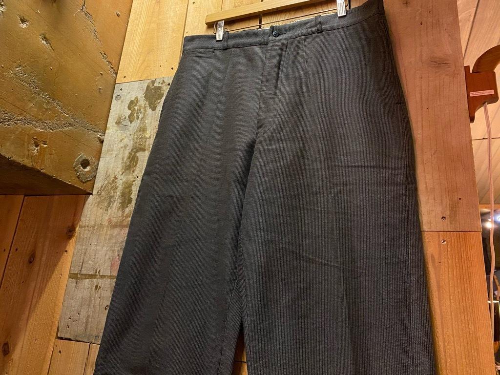 5月12日(水)大阪店Vintage&Bottoms入荷日!! #2 VintageTrad編!! CortexFabric,LeatherShoes,1850\'sHanger,WhiteShirt!_c0078587_13115802.jpg
