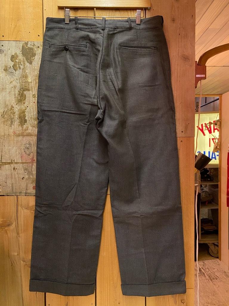 5月12日(水)大阪店Vintage&Bottoms入荷日!! #2 VintageTrad編!! CortexFabric,LeatherShoes,1850\'sHanger,WhiteShirt!_c0078587_13120473.jpg