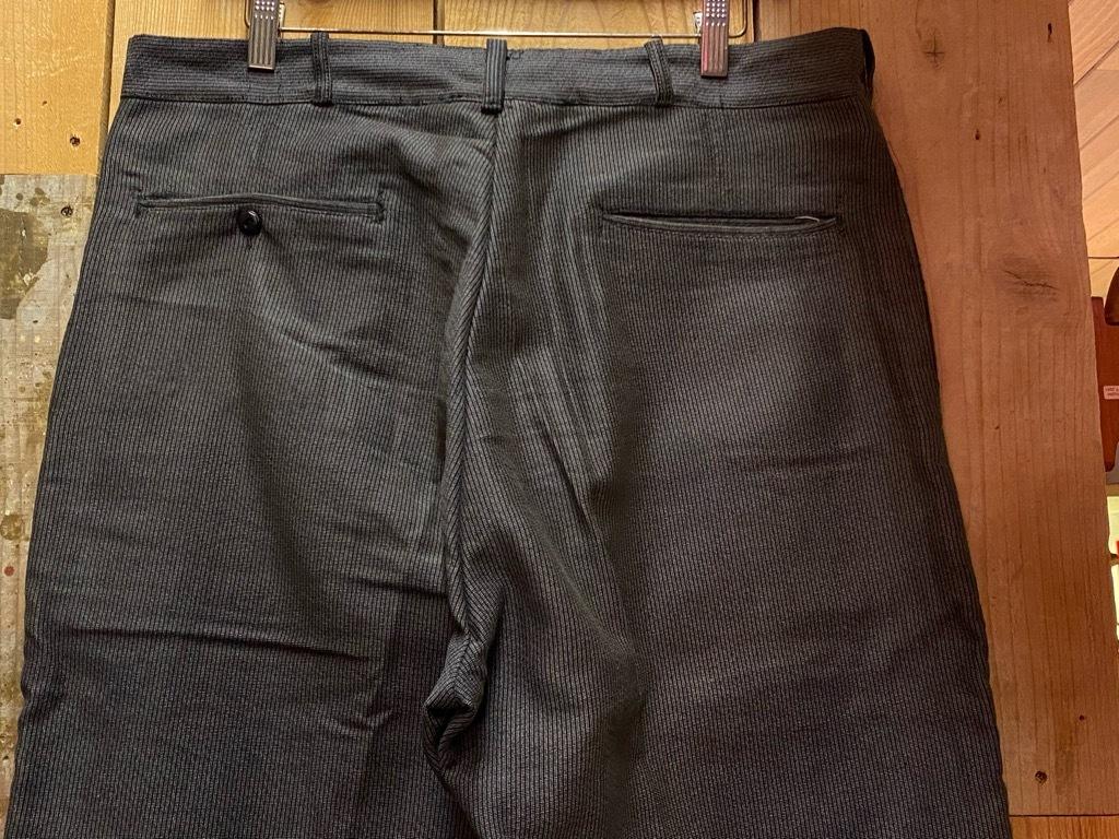 5月12日(水)大阪店Vintage&Bottoms入荷日!! #2 VintageTrad編!! CortexFabric,LeatherShoes,1850\'sHanger,WhiteShirt!_c0078587_13120525.jpg