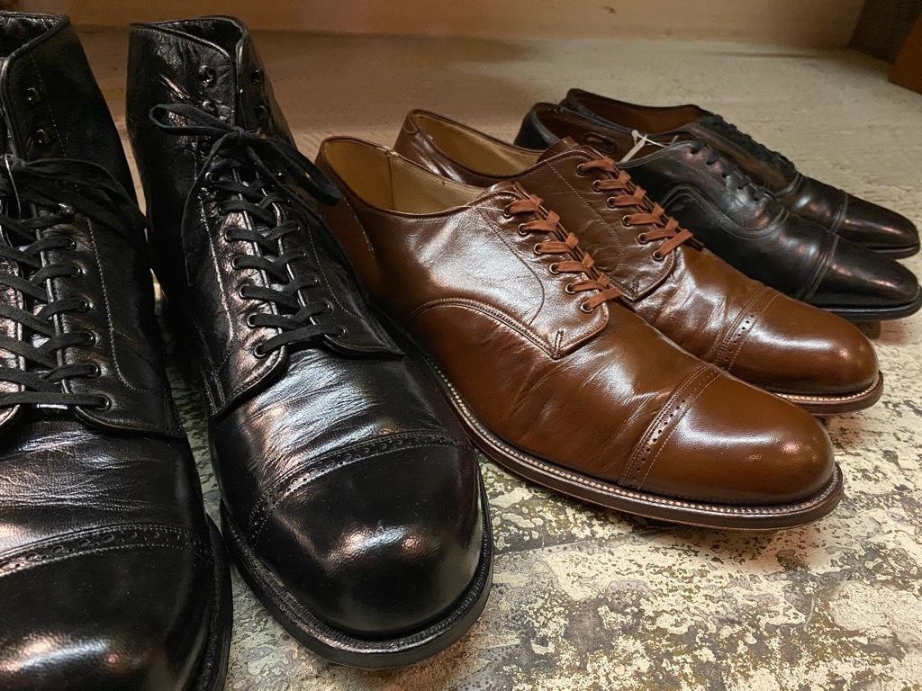 5月12日(水)大阪店Vintage&Bottoms入荷日!! #2 VintageTrad編!! CortexFabric,LeatherShoes,1850\'sHanger,WhiteShirt!_c0078587_13241019.jpg