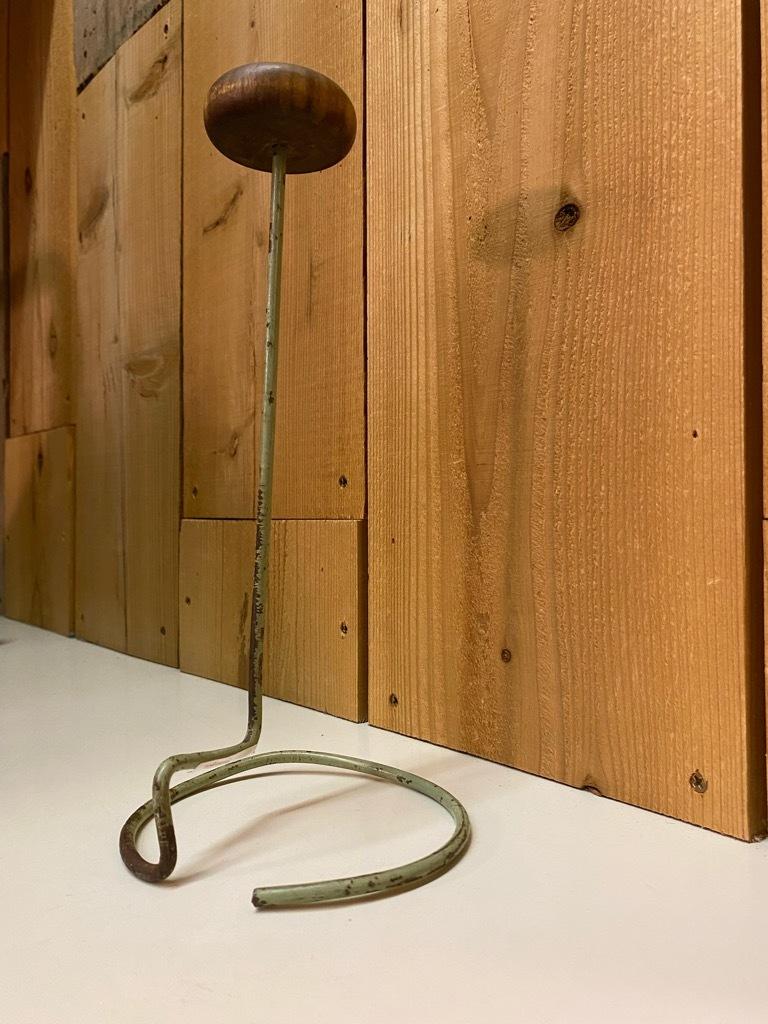 5月12日(水)大阪店Vintage&Bottoms入荷日!! #2 VintageTrad編!! CortexFabric,LeatherShoes,1850\'sHanger,WhiteShirt!_c0078587_13341861.jpg