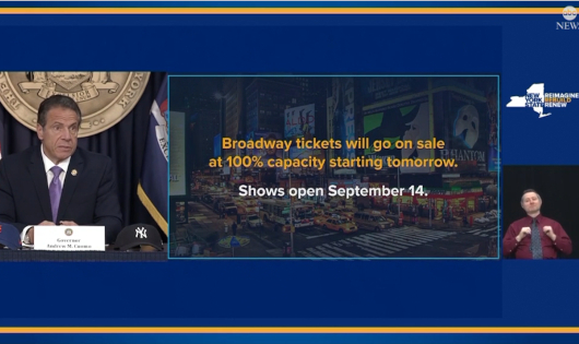 NYブロードウェイ・ミュージカル9月14日から再開へ、すでに『オペラ座の怪人』はチケット発売中_b0007805_23452240.jpg