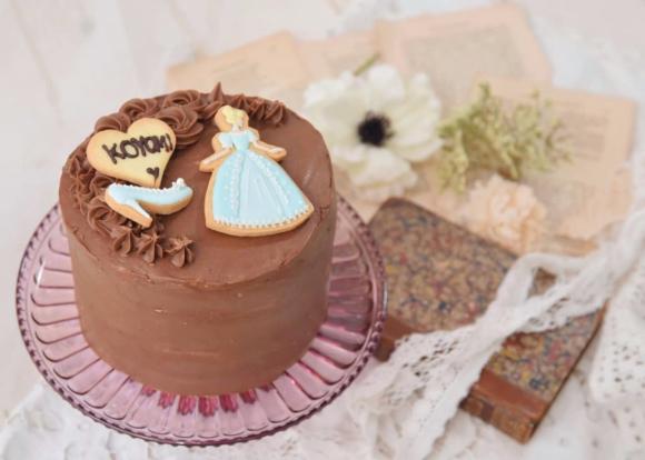 誕生日のチョコレートケーキ _d0339705_13171976.jpg