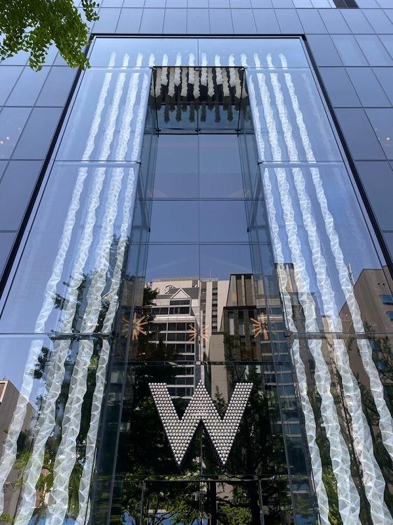 W大阪にチェックイン_e0401509_14033027.jpg