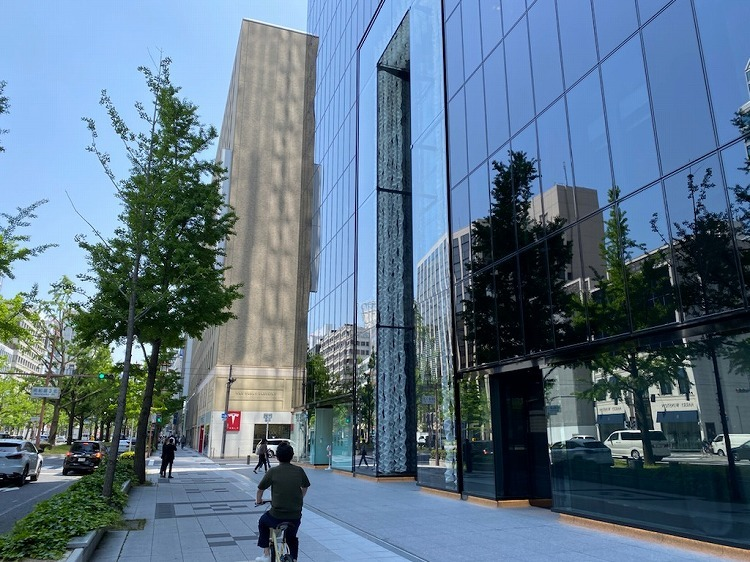 W大阪にチェックイン_e0401509_14033181.jpg
