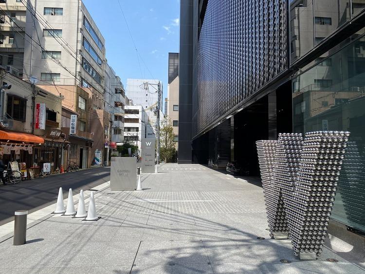 W大阪にチェックイン_e0401509_14033187.jpg
