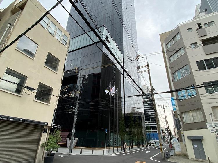 W大阪にチェックイン_e0401509_14055404.jpg