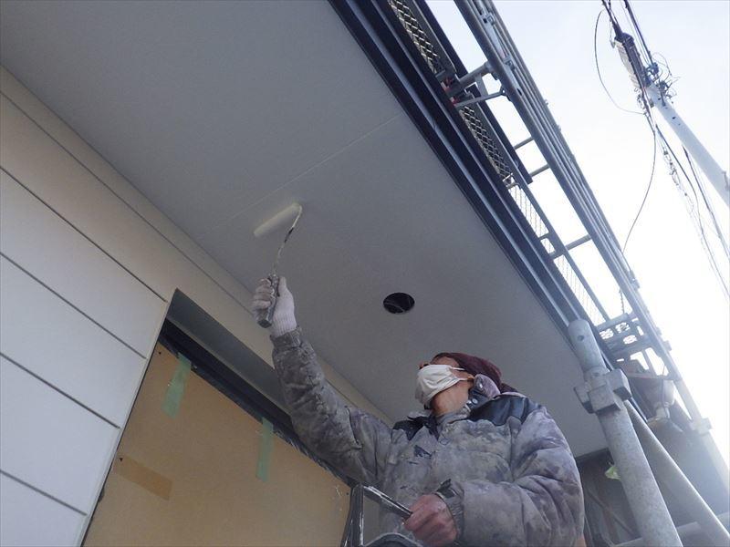 中野 「曲面天井の家」 大工工事進行中!_f0105112_04560482.jpg
