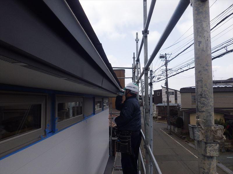 中野 「曲面天井の家」 大工工事進行中!_f0105112_05005796.jpg