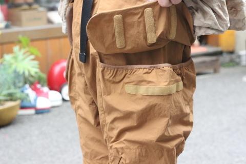 "「norbit」 進化した定番ショーツ \""Field Cargo Shorts\"" (HNPT-030) ご紹介_f0191324_08132767.jpg"