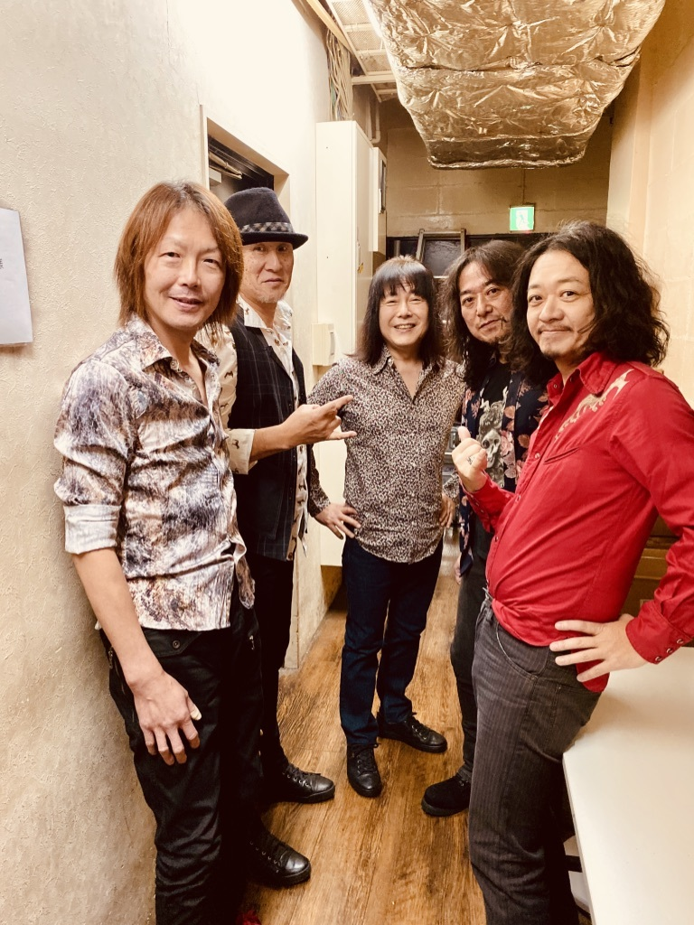 NUOVO IMMIGRATO #2days #9月 にやります!!! ( #Nouvo #Immigrato will hit their 2 days #gig in #September . )_d0013834_10380731.jpg