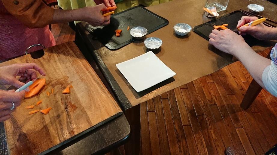 「優しい時間」5月の料理教室が始まりました✨_f0323446_22270762.jpg