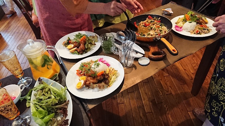 「優しい時間」5月の料理教室が始まりました✨_f0323446_22270873.jpg
