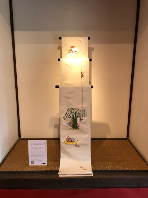 三井寺で開催中の谷口智則展・100にんのサンタクロース_f0181251_18351212.jpg