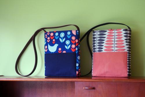 「shoulder bag 」with back pockets_e0243765_13452237.jpg