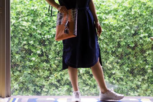 「shoulder bag 」with back pockets_e0243765_13454364.jpg