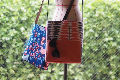「shoulder bag 」with back pockets_e0243765_13462414.jpg