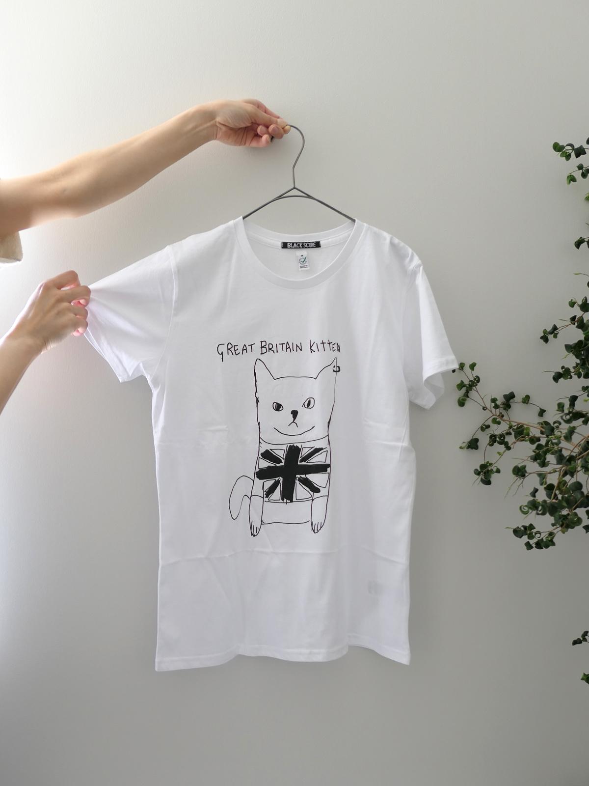 Black Score の Tシャツが入荷いたしました!_c0176078_16514481.jpg