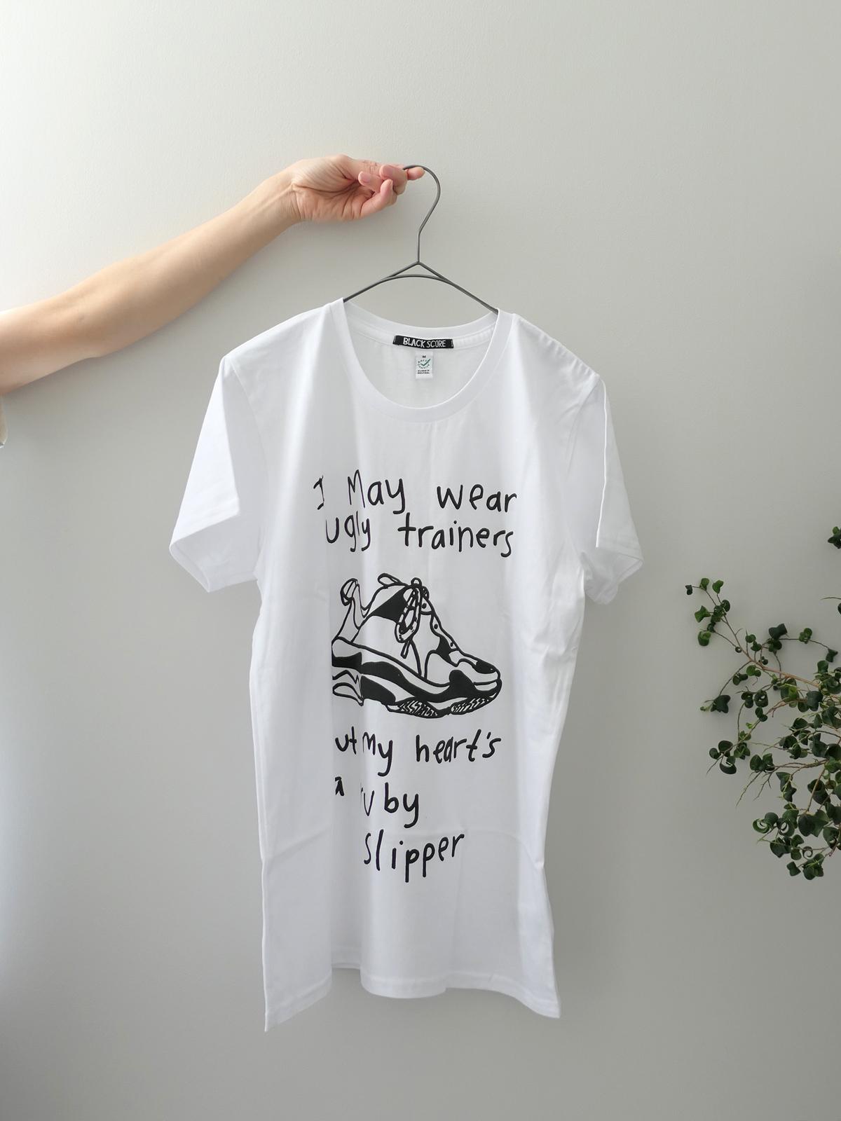 Black Score の Tシャツが入荷いたしました!_c0176078_16514507.jpg
