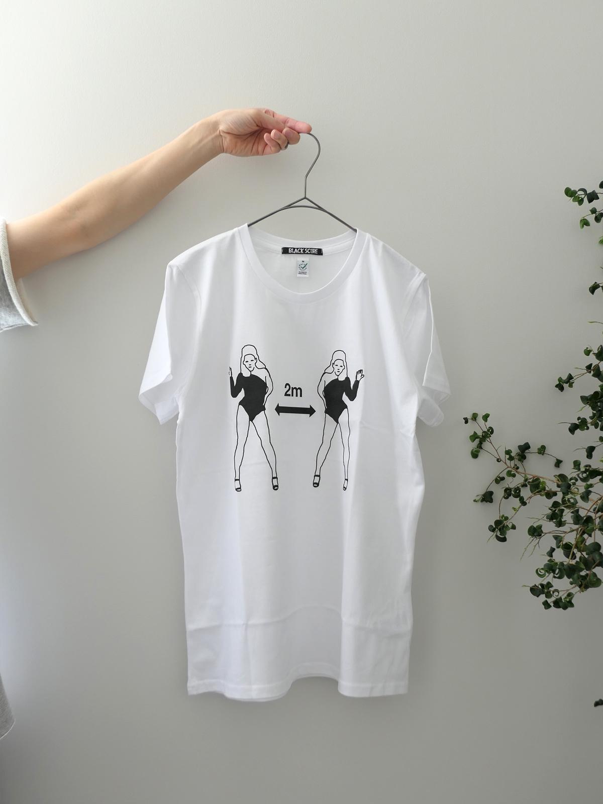 Black Score の Tシャツが入荷いたしました!_c0176078_16514533.jpg
