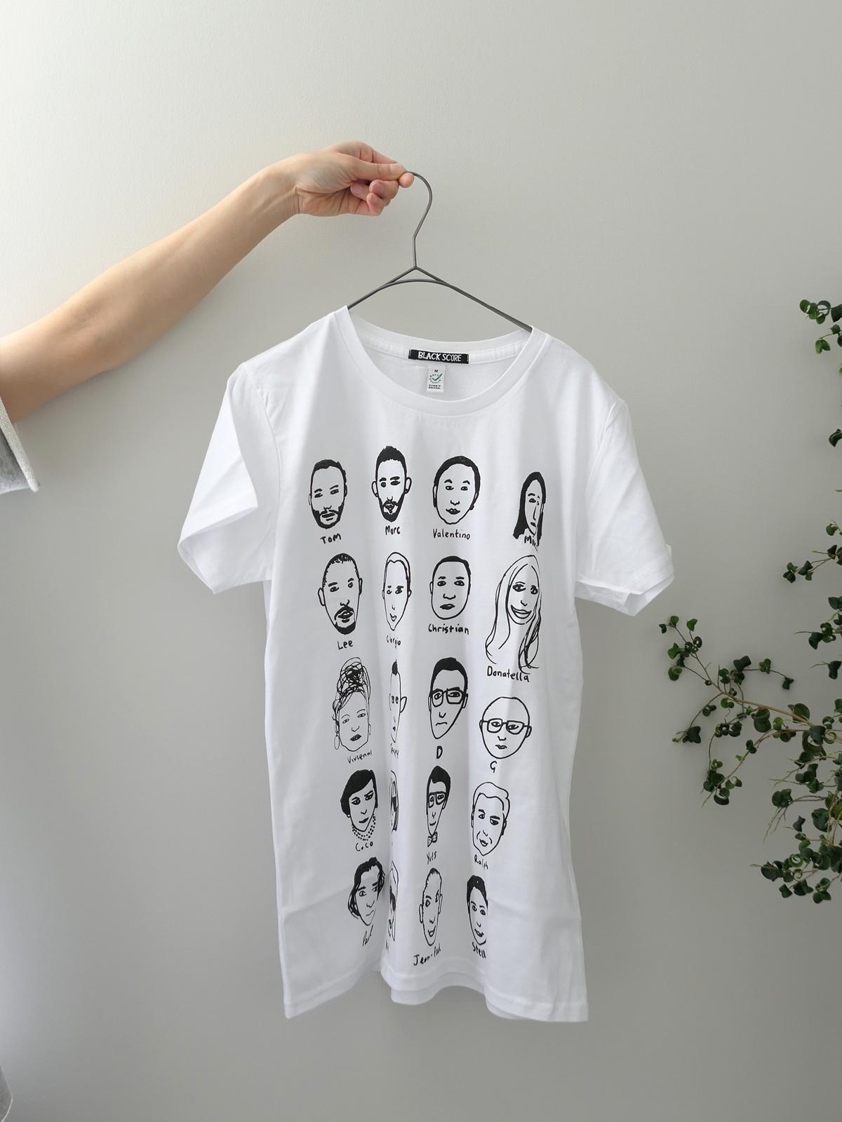 Black Score の Tシャツが入荷いたしました!_c0176078_16514542.jpg