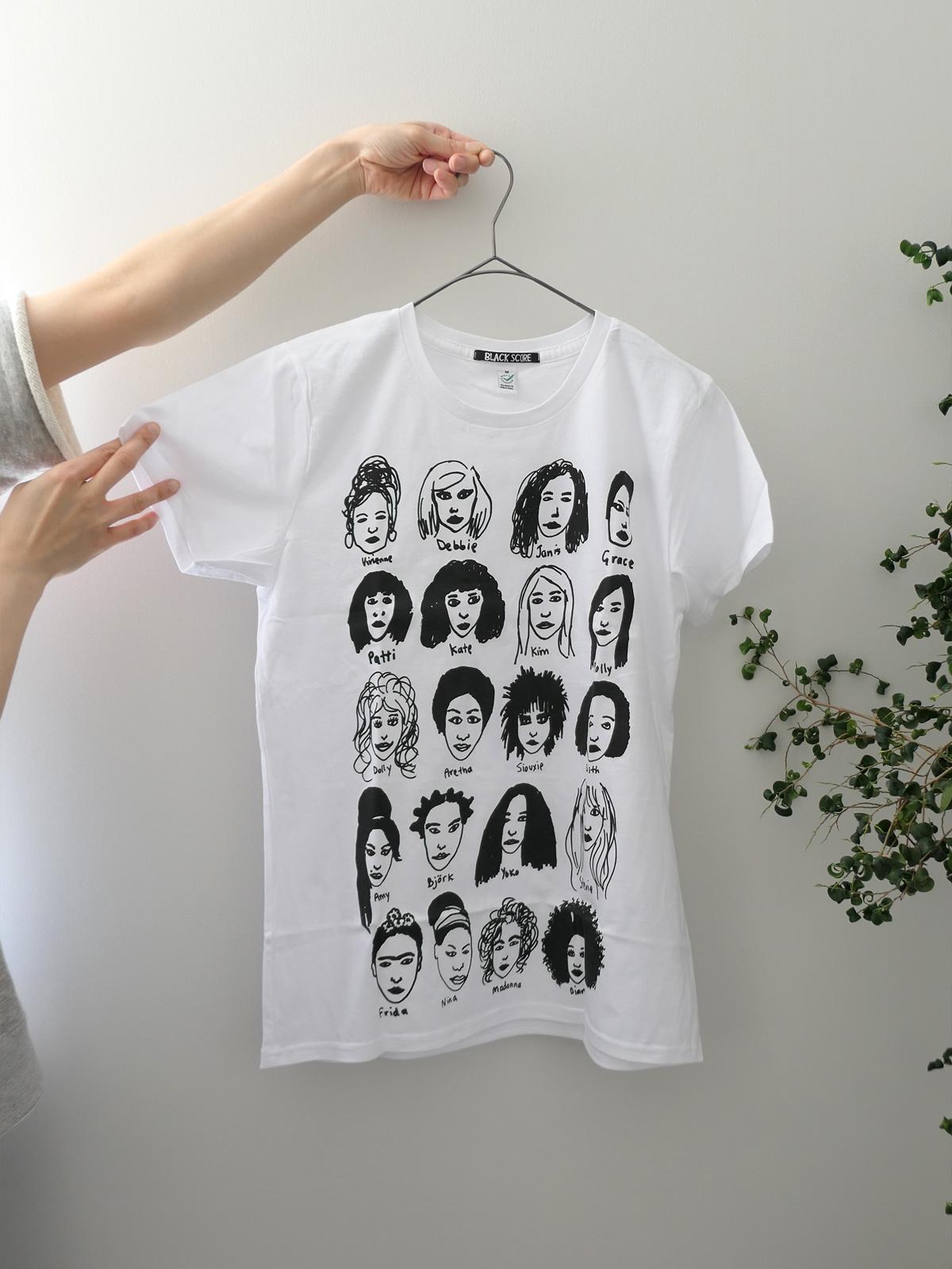 Black Score の Tシャツが入荷いたしました!_c0176078_16552537.jpg