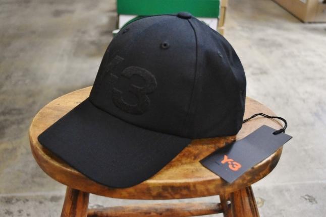 Y-3  BLACK BB CAP & HTC × NEW ERA_d0152280_09440846.jpg