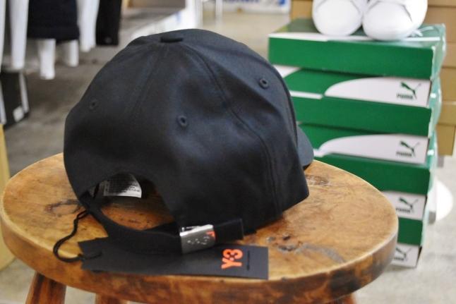 Y-3  BLACK BB CAP & HTC × NEW ERA_d0152280_09442708.jpg