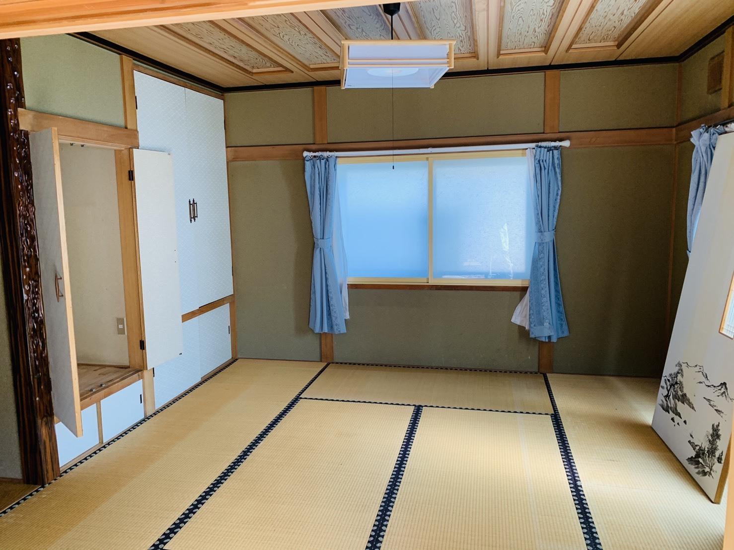 遺品整理の終わったお家の 清掃作業へ_a0239890_10573582.jpg