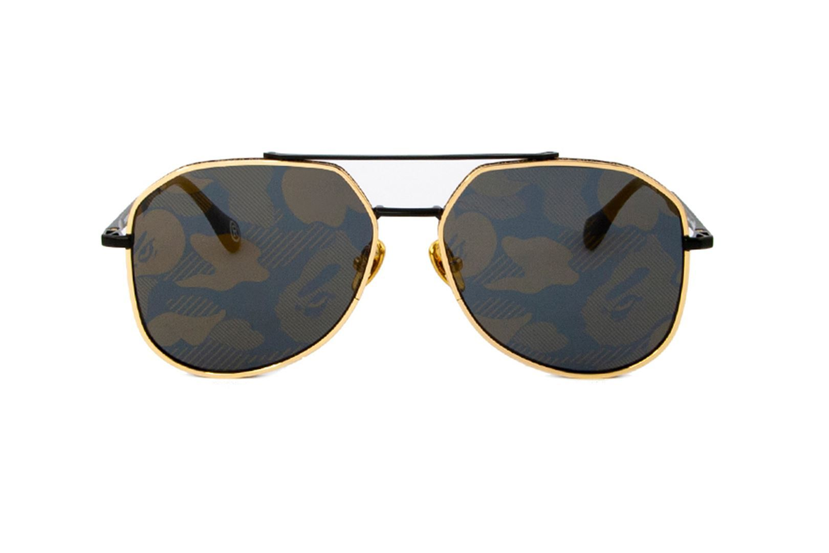 BAPE® BLACK SUNGLASSES_a0174495_12172224.jpg