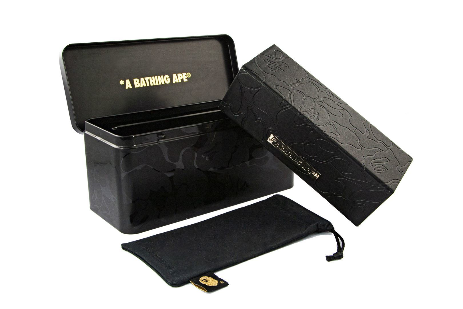 BAPE® BLACK SUNGLASSES_a0174495_12173716.jpg