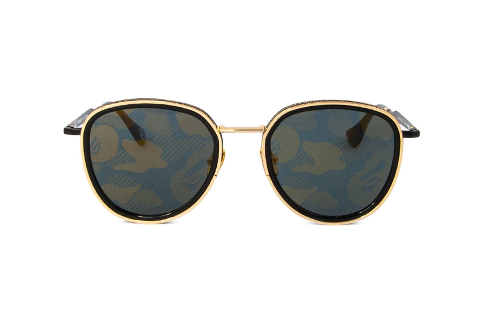 BAPE® BLACK SUNGLASSES_a0174495_12191218.jpg