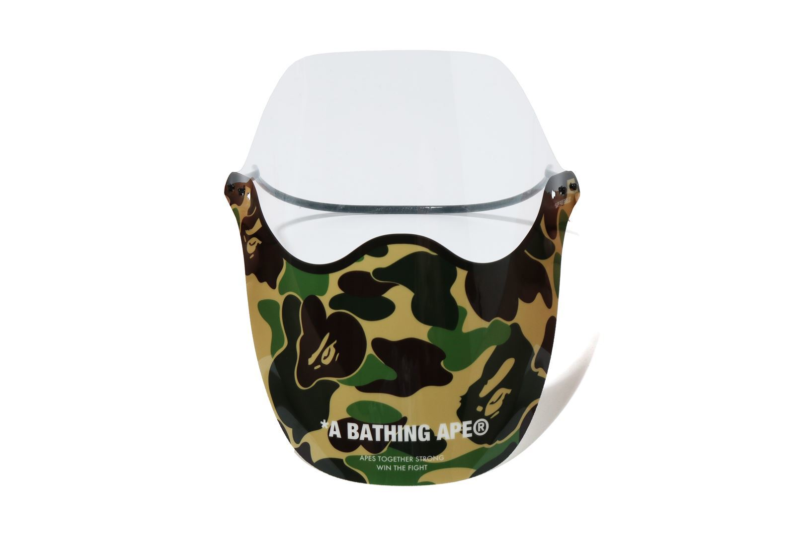 BAPE® FACE SHIELD & CUSTOM PARTS_a0174495_12283027.jpg