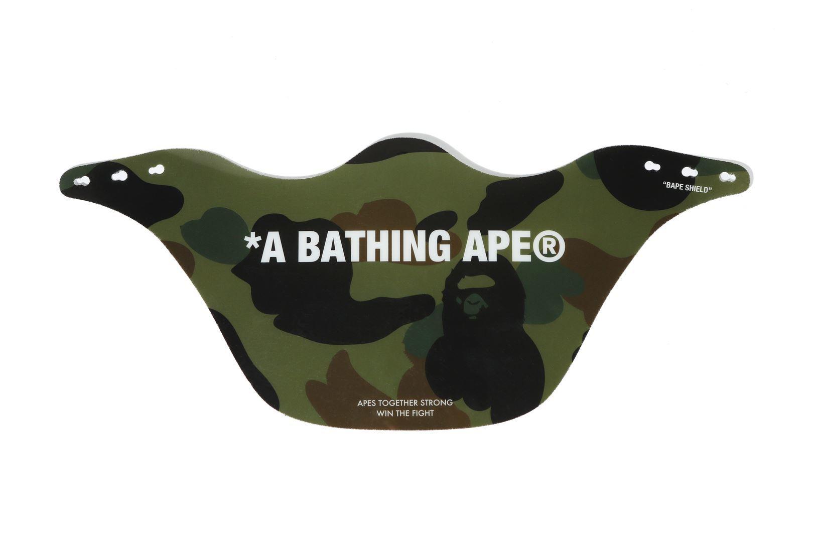 BAPE® FACE SHIELD & CUSTOM PARTS_a0174495_12302678.jpg