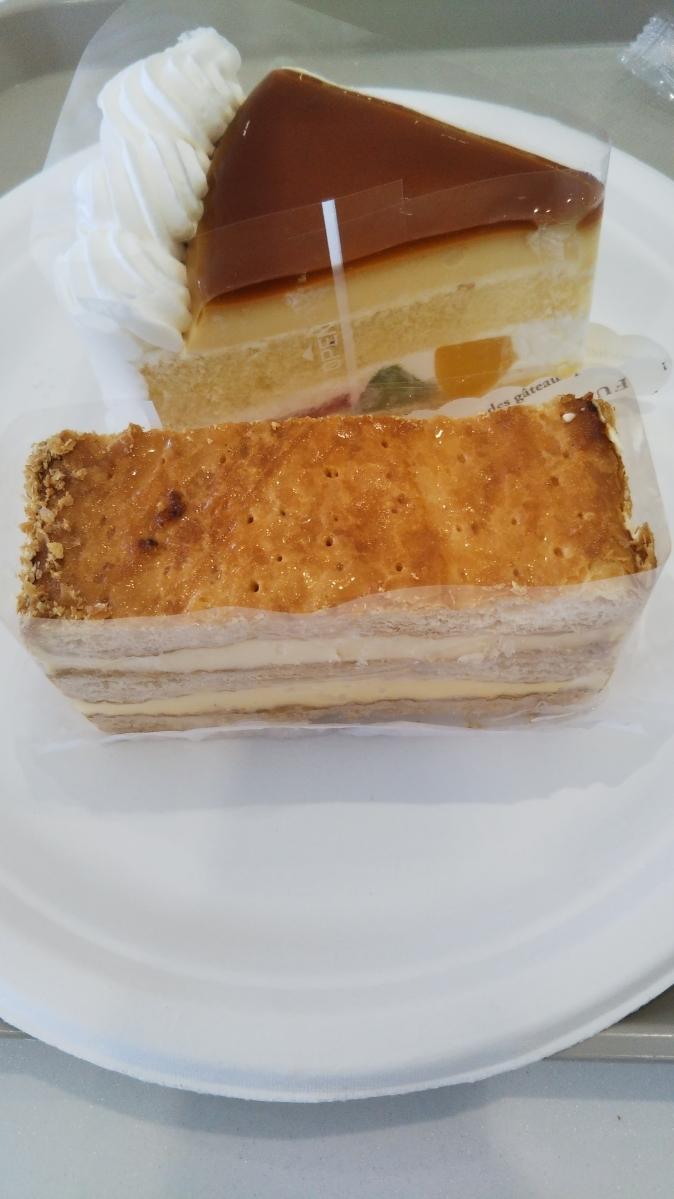 不二家 フィーストタウン塩山店 ケーキ食べ放題_f0076001_22393974.jpg